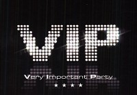 VIP party's