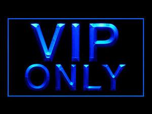 VIP gedeelte