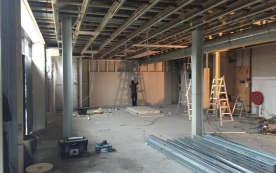 Verbouwing week 3