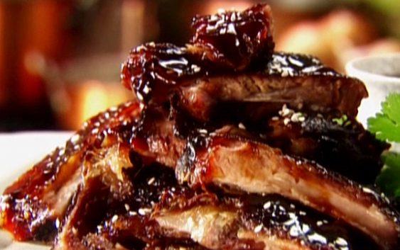 Op maandag: Onbeperkt Spare ribs € 17,50