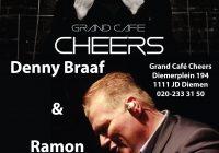 12 november Live Denny Braaf en Ramon Sandbergen