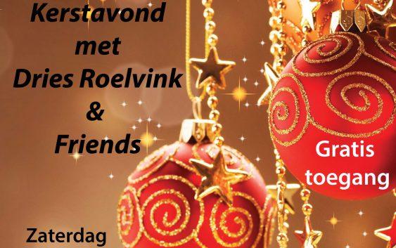 Kerstavond met Dries Roelvink & Friends