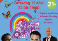 Lentefeest zaterdag 15 april ! Live muziek 22:00-03:00 Toegang gratis en 21+