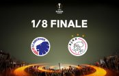 Donderdag 9 mrt: FC Kopenhagen – AJAX Bier € 1,50