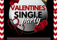 Single Party op Valentijnsdag! Woensdag 14 februari 20:00