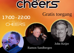 Sunday at Cheers! 25 februari 17:00