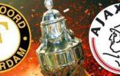 Halve finale KNVB Beker Feijenoord – Ajax