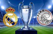 Real Madrid – Ajax! 5 maart