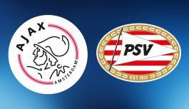 Ajax – PSV Zondag 31 maart Bier € 2,-