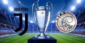 Juventus – Ajax Dinsdag 16 april 21:00 Bier € 2,-