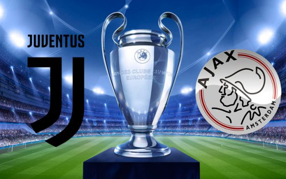 Juventus – Ajax Dinsdag 16 april 21:00 Bier € 2,-