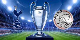 Tottenham – Ajax dinsdag 21:00 Bier € 2,-